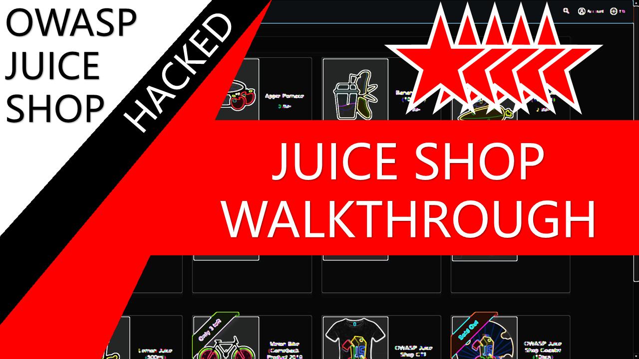 OWASP Juice Shop